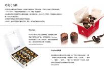 巧克力百科