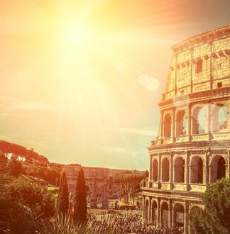 到罗马必看四大景点