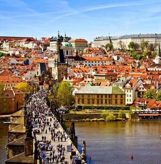 在布拉格 你可以这么玩