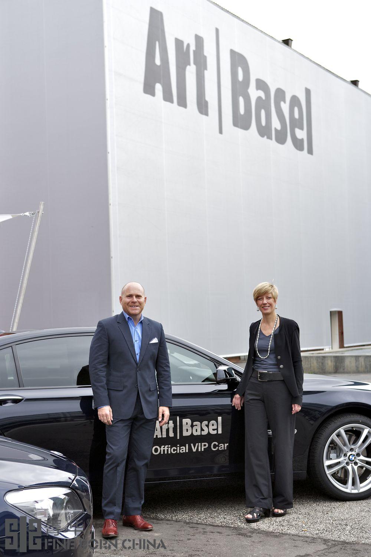聚焦巴塞尔艺术节  BMW展现系列艺术车