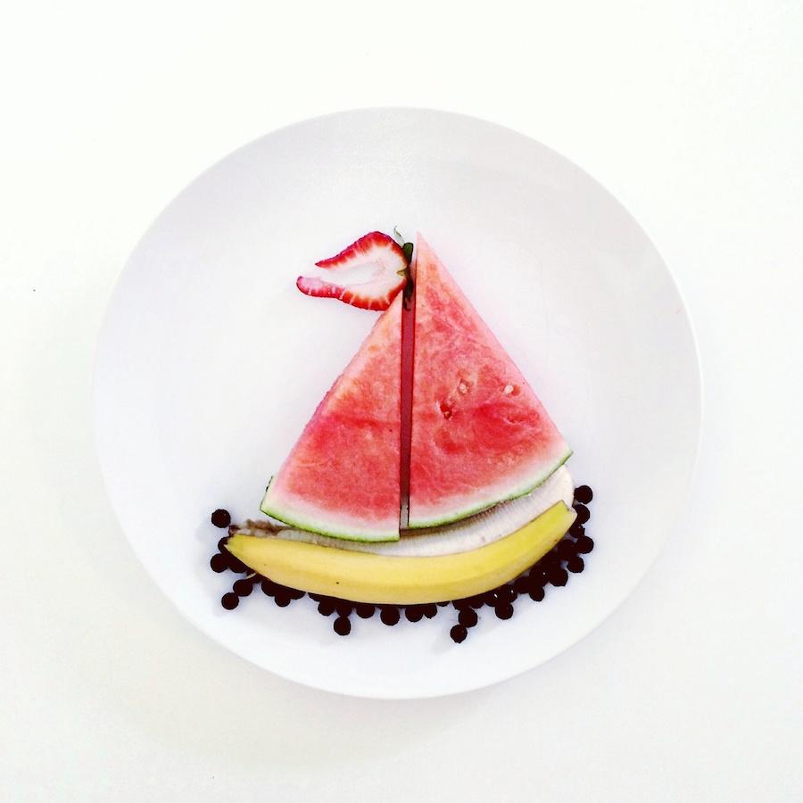 创意/好吃好玩的 创意美食摆盘