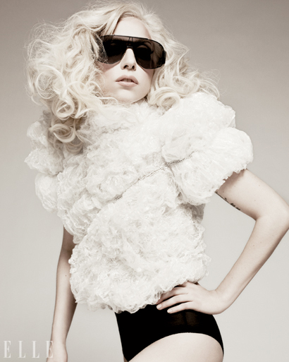 时尚标杆  Lady Gaga的坏品味美学